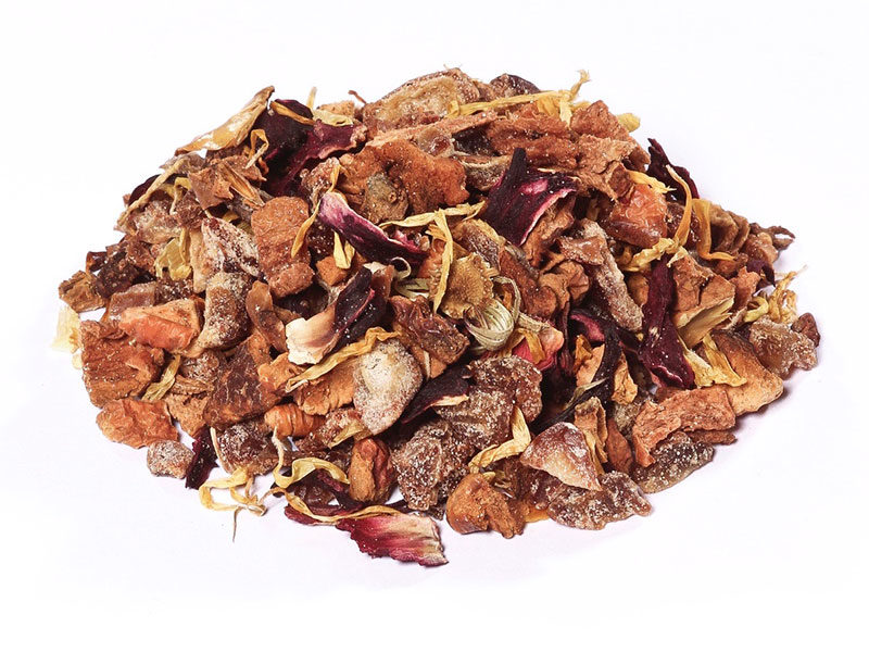 Thé Tisane Infusion le fruit defendu