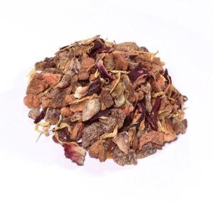 Thé infusion saveur pomme pistache